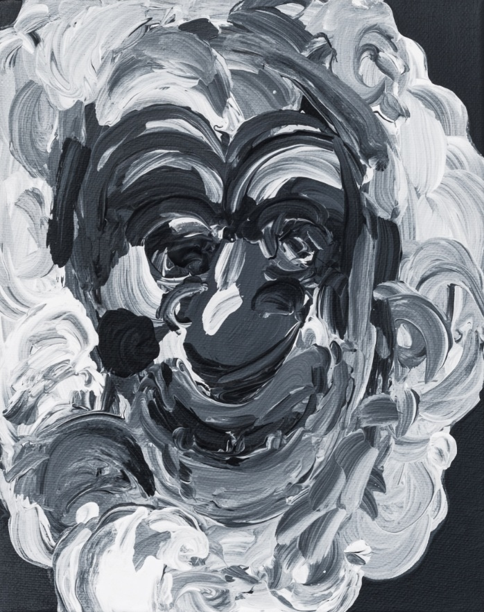 Comedy (Grandma's Laughing Eskimo) / $800