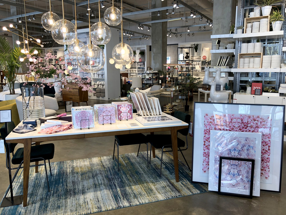west elm/Pop up Shop