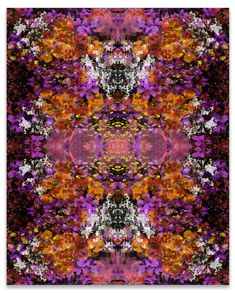 © FLOWERS COMPOSITION No.9