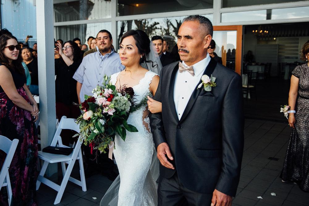 m-b-malibu-west-beach-club-wedding-ceremony-bride-walk