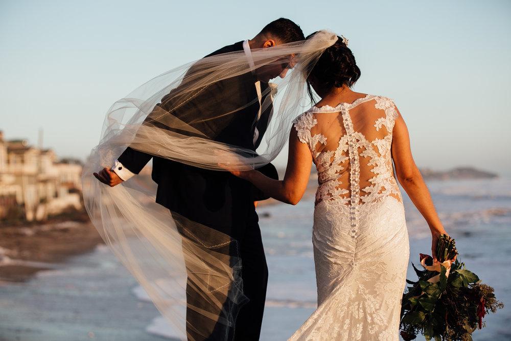 m-b-malibu-west-beach-club-wedding-couples-portrait-help-with-veil