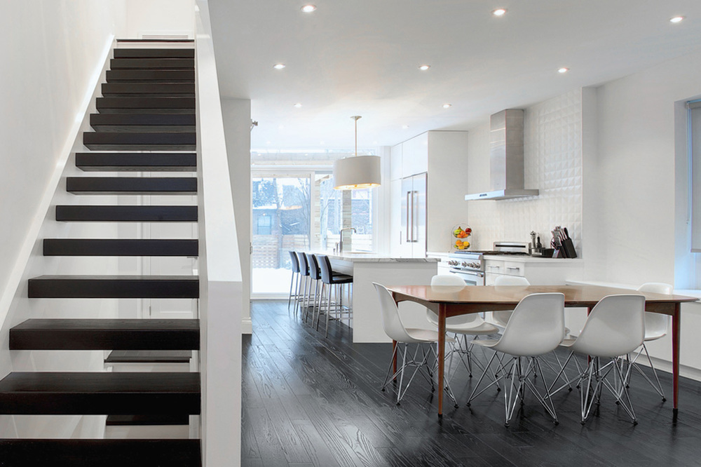Kitchen by Palmerston Design, Toronto