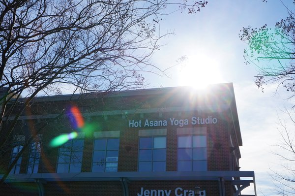 Picture from Hot Asana's website
