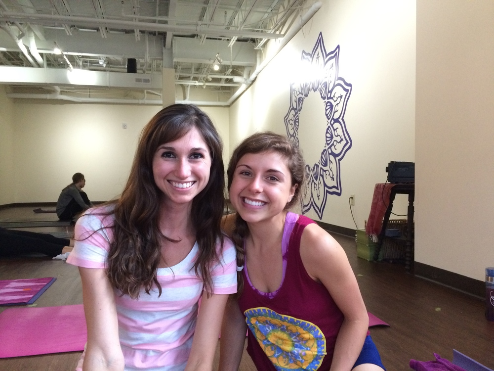 Miranda and Me!