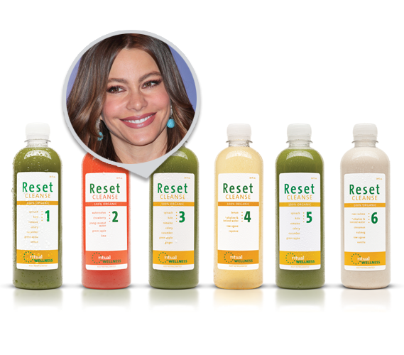 Sofia Vergara prefers Reset (newbeauty.com)