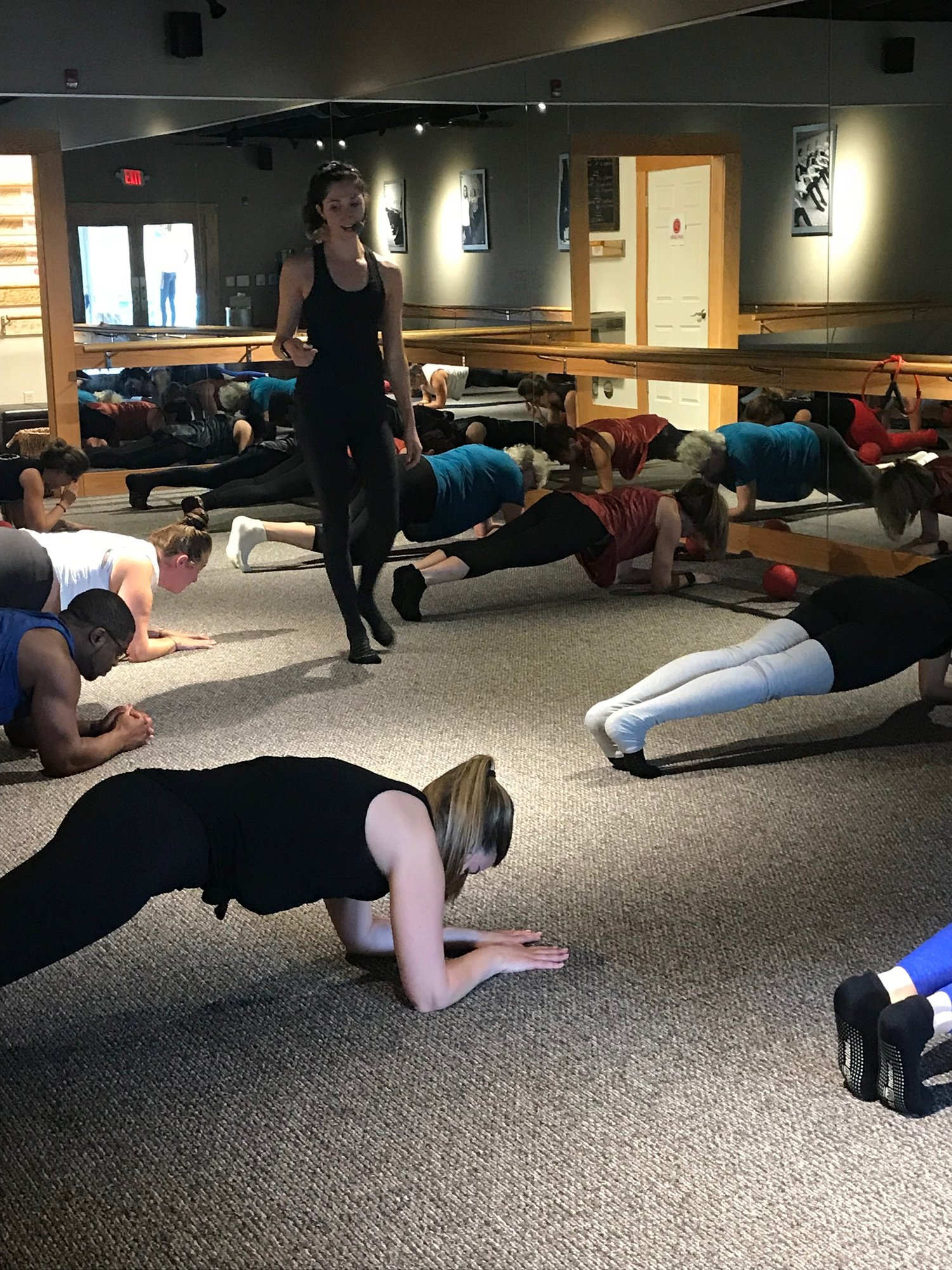 My Decision To Become A Pure Barre Studio Owner H Arrow