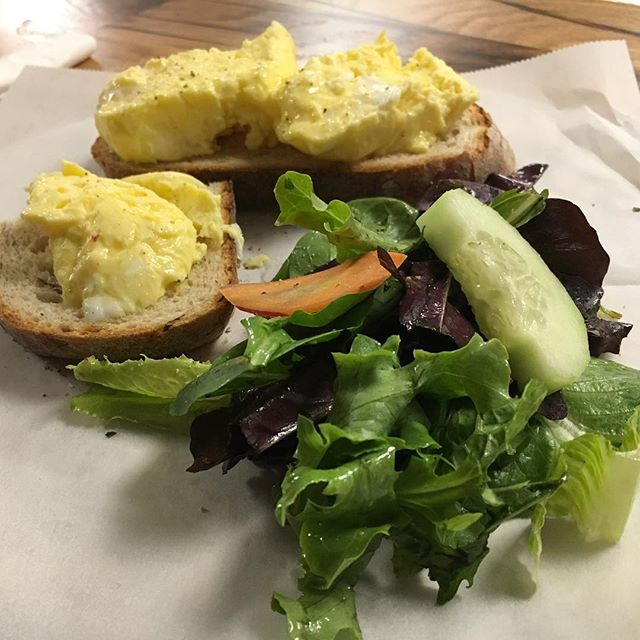Looking for warm, healthy breakfast this lazy holiday week? Come try our fluffy eggs, available a variety of ways and with a variety of add-ons. (Avo? Of course! Cheese? Sure! Prosciutto? Absolutely!) #visitsacramento #sacfoodie