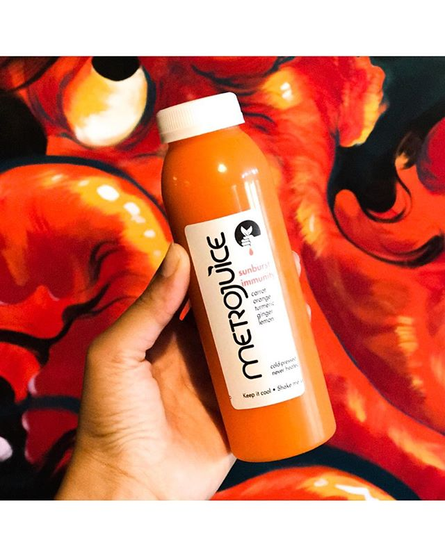 It's juicing day! Pop in for some Thanksgiving feast recovery and enjoy one of our fresh, cold-pressed juices (food, too!). #thankful