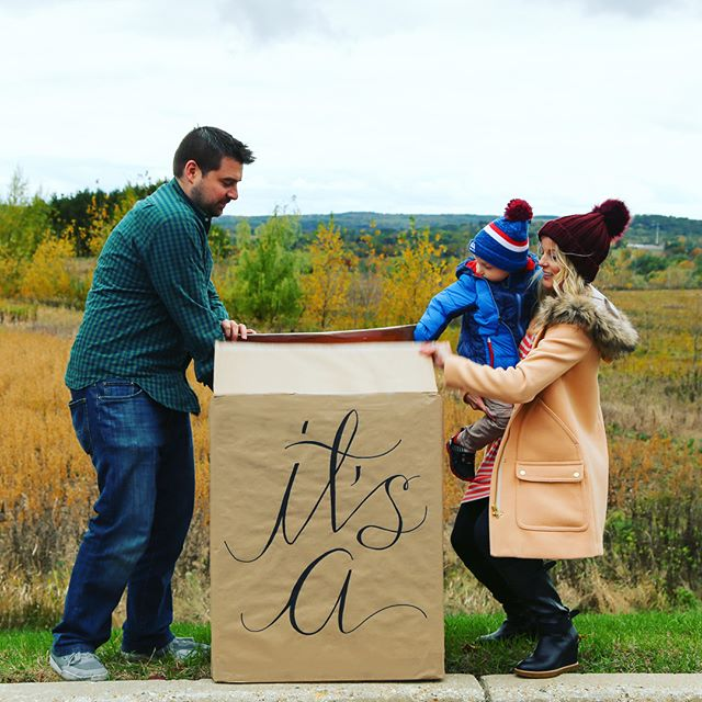 Our dear, sweet baby is a... (drumroll  please 🥁) The reveal video is on the blog! www.thezupercutes.com