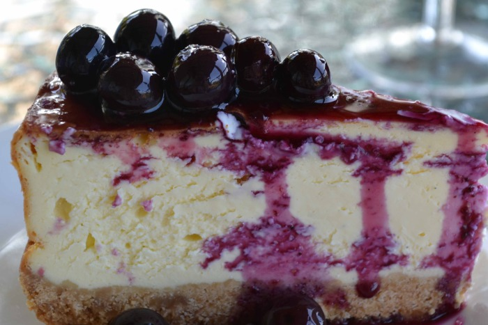 Baked Blueberry Cheesecake Recipe Jamie Oliver