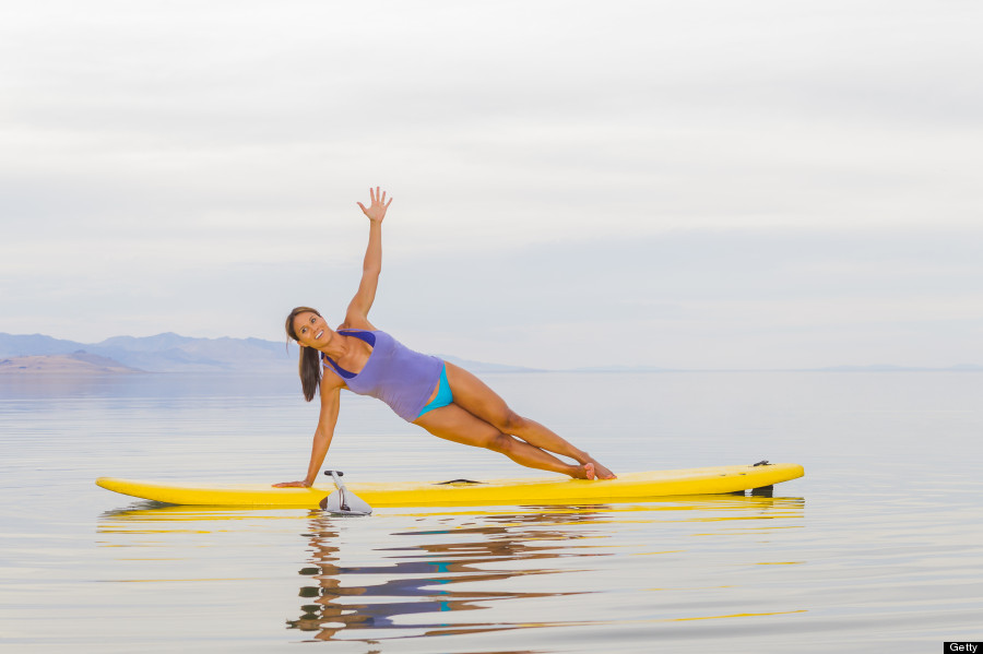 SUP Yoga Retreats at HideAway Haven  Luxury Accommodation