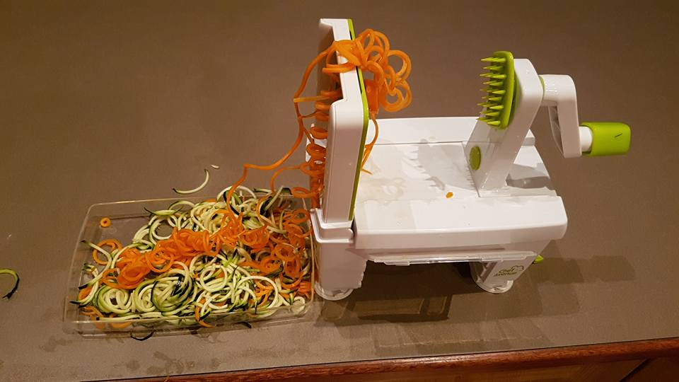 Spiraliser for HideAway Haven hostesses