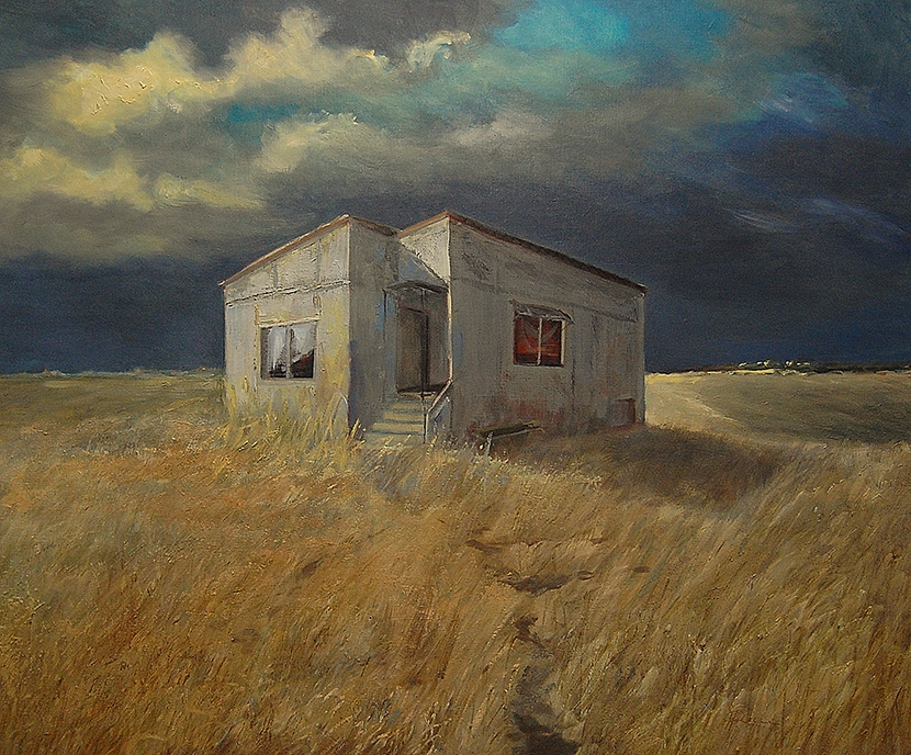 2016 Highly Commended Prize Winner - Petra Reece,  The House II (2016)