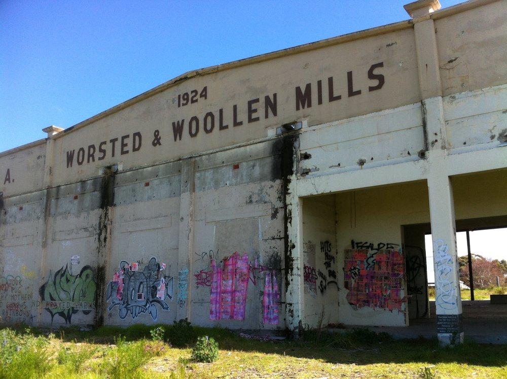 Albany Woollen Mills