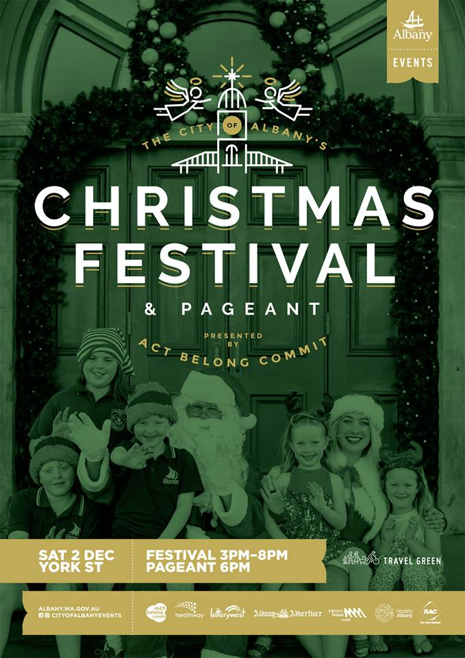 Albany Christmas Festival and Pageant