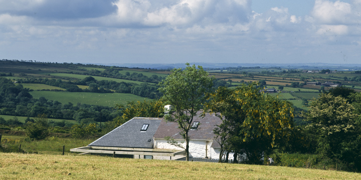 Bryncyn - Remote rural seclusion in peaceful Carmarthenshire, West Wales within easy access of the M4 motorway.