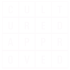 #CulturedApproved l Approving the Culture