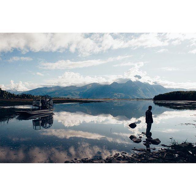 chambers of reflections. @kurieitaa #alaska #hypebeast