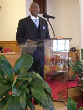 Goodwill Greenville Sc >> Meet Our Pastor — Red Hill Baptist Church