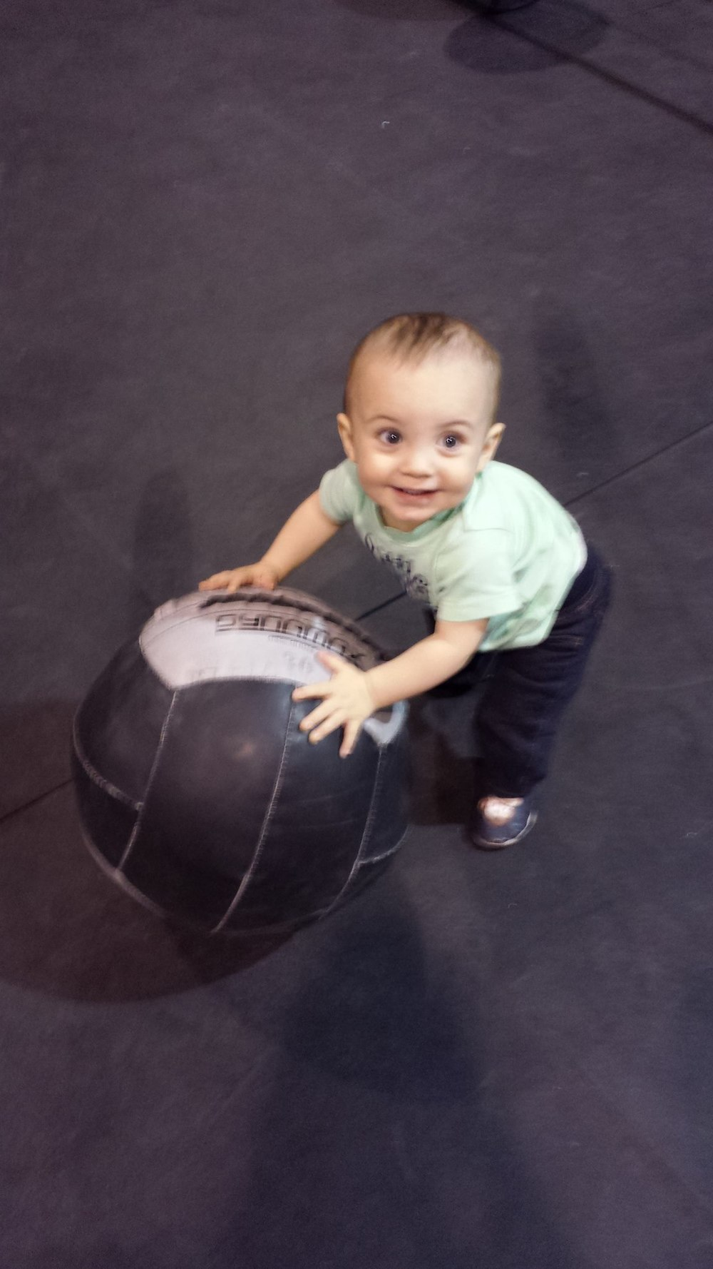Future Crossfitter!