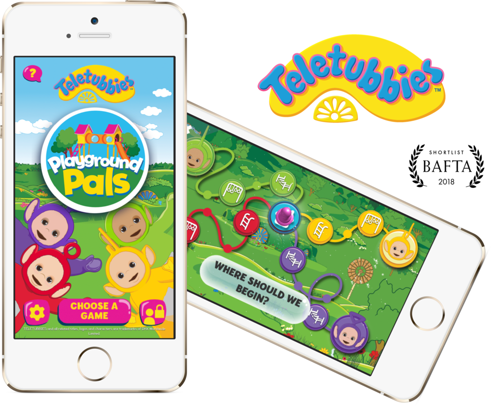 Teletubbies Preschooler Games