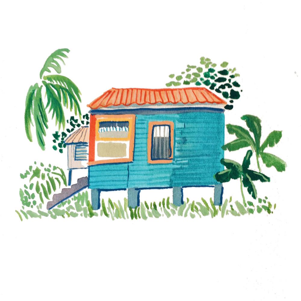 CARIBBEAN HOUSE SERIES