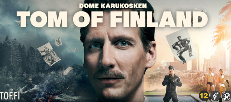 NEWS: 25 September 2017: Tom Of Finland officially Finland's Nomination for The Academy Award for Best Foreign Picture