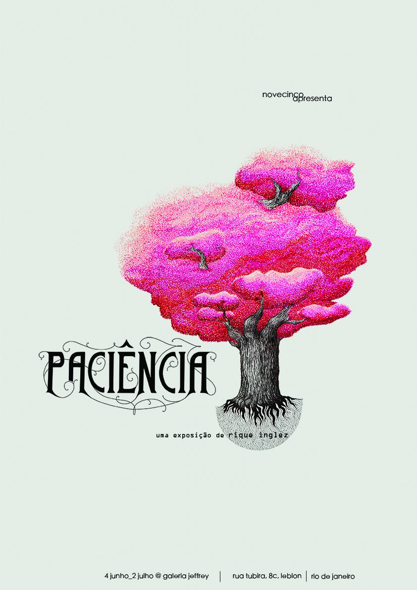 Poster de Paciência (clique para aumentar)