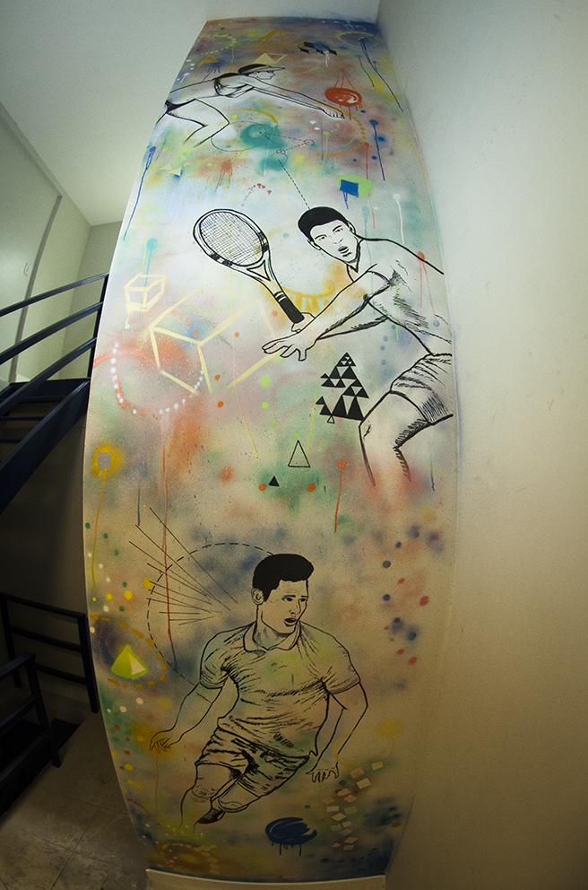 Mural 2SV Sports (clique para aumentar)