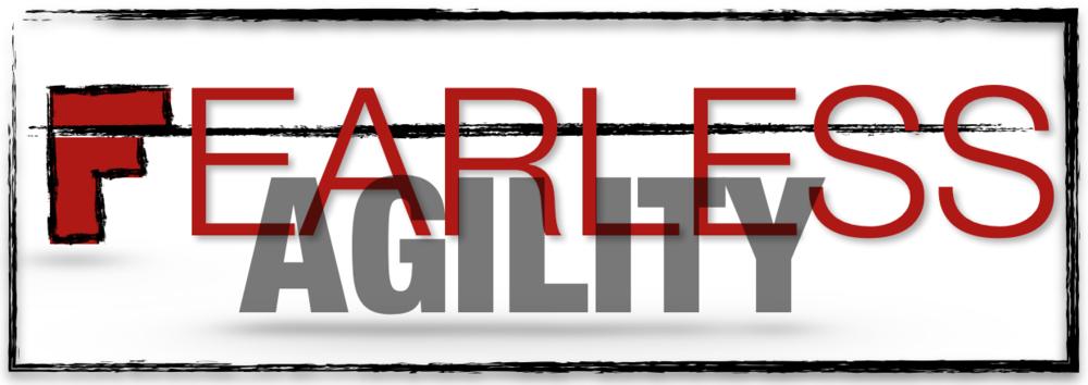 Fearless Agility logo