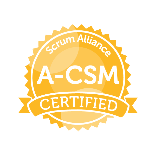 Advanced Scrum Master Certification - ACSM