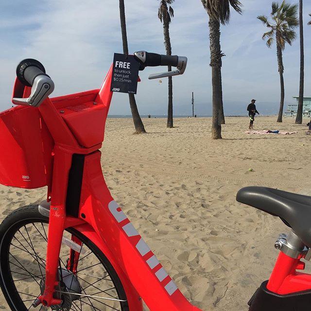Best way to get around in LA