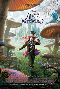 2010  ALICE IN WONDERLAND  generalist for enviro