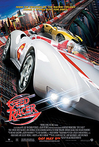 2008  SPEED RACER  3D Concept Design Modelling