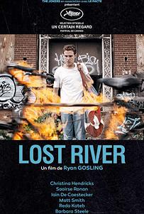 2014  Lost River  Matte paint