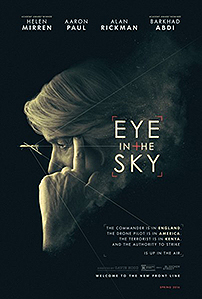 2016   EYE IN THE SKY   concept design  matte paint