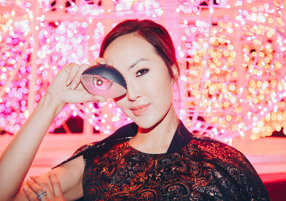 CHRISELLE LIM X KENZO / THECHRISELLEFACTOR.COM