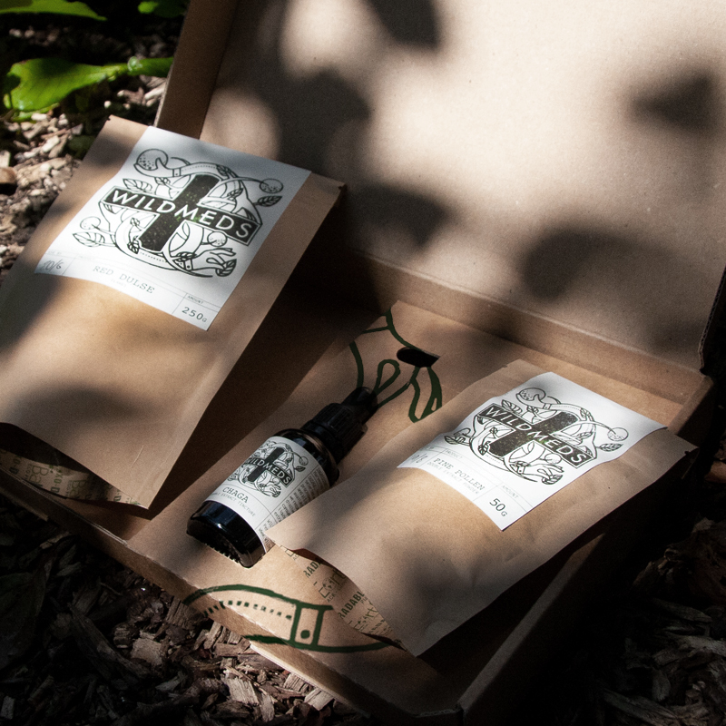 Wildmeds Packaging