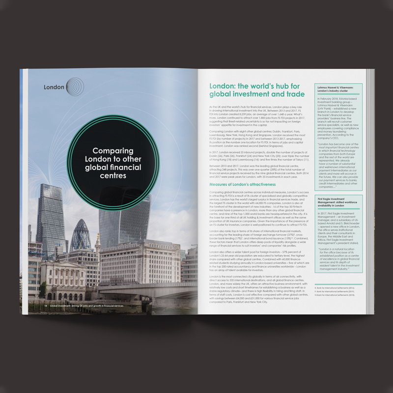 City of London Report