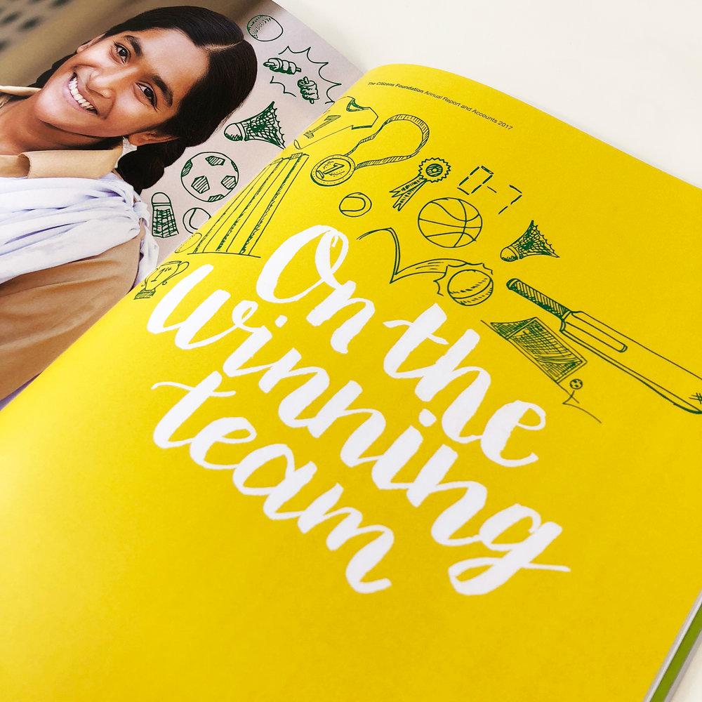 TCFUK Annual Report