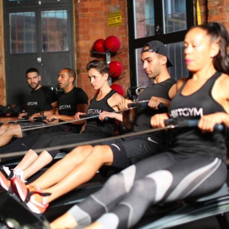 HIITGYM Row your boat