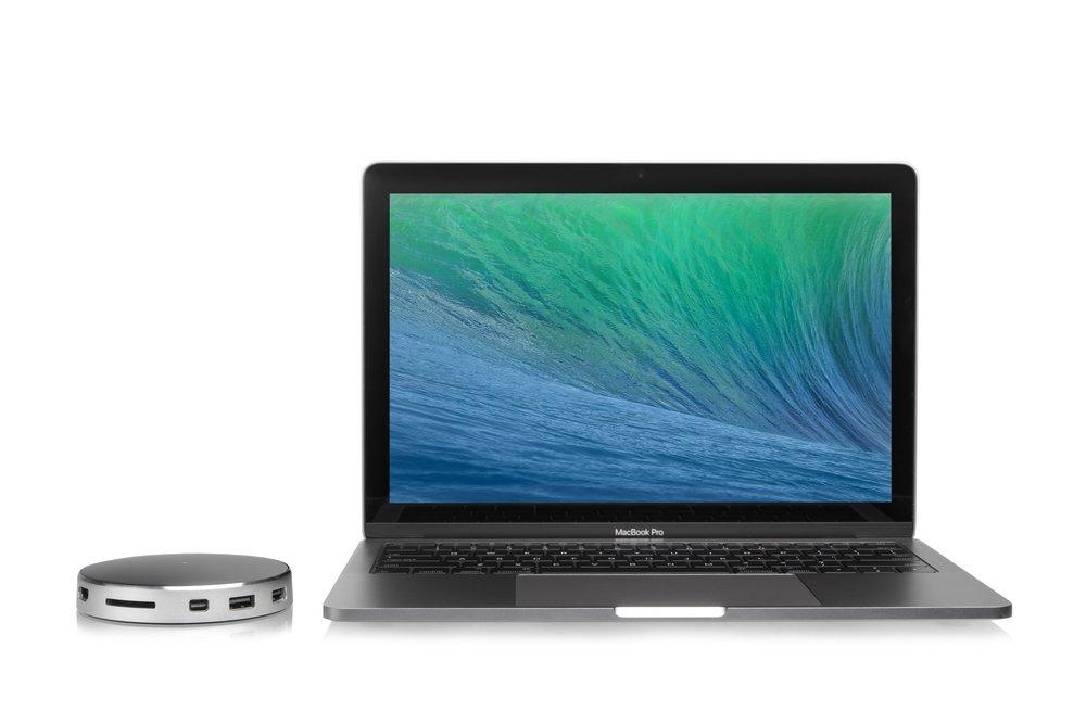 USB-C Adapter for Macbook Pro & Windows