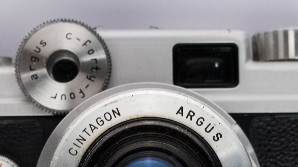 Matthew's Personal Argus C-Forty-Four