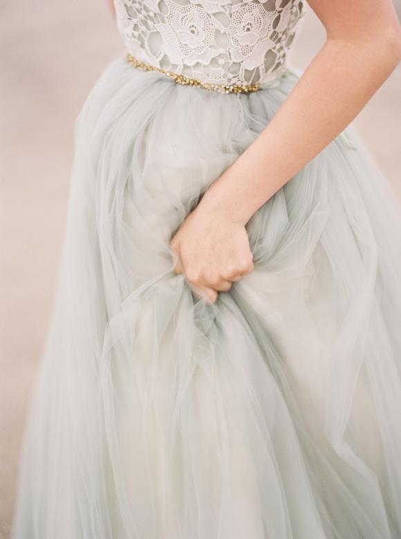 """Elizabeth Dye's """"Halo"""" - Tulle & Lace!"""