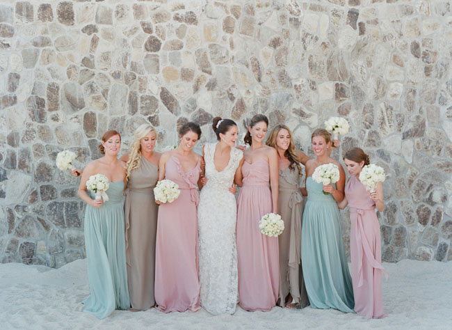Image by Elizabeth Messina Photographs via Green Wedding Shoes