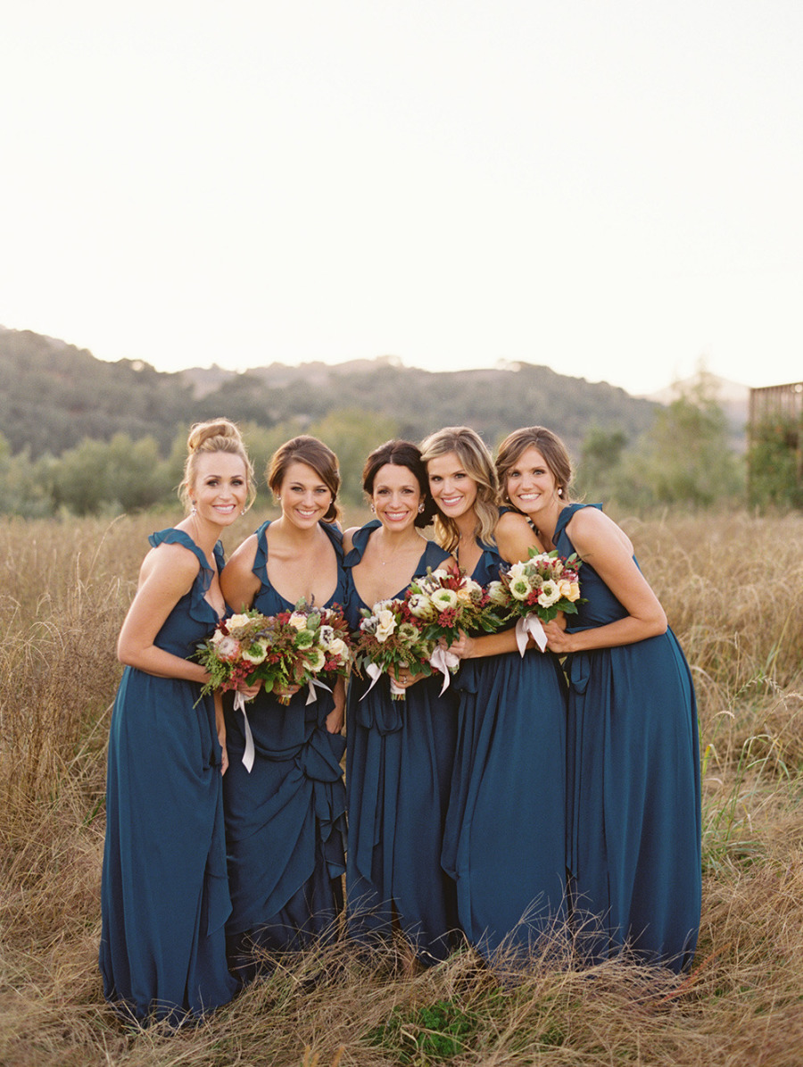 Image by Lane Dittoe Fine Wedding Photographs via Style Me Pretty