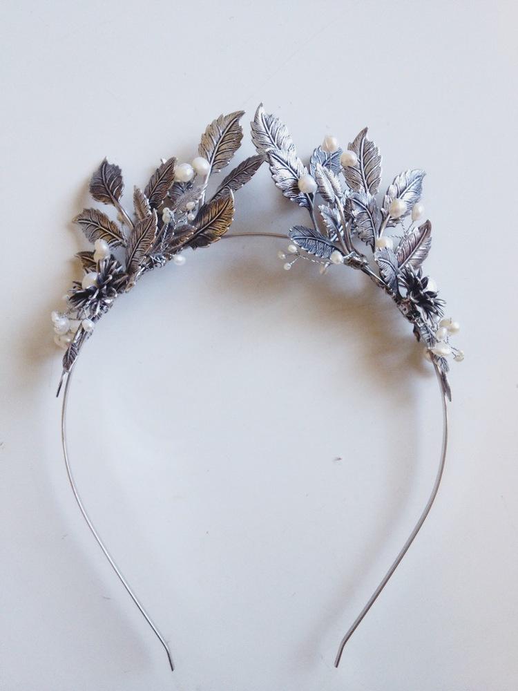 Sabine Crown by  Mignonne Handmade