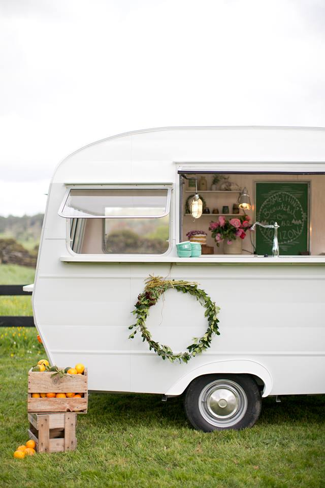 cutest food truck around! photo via  new zealand design