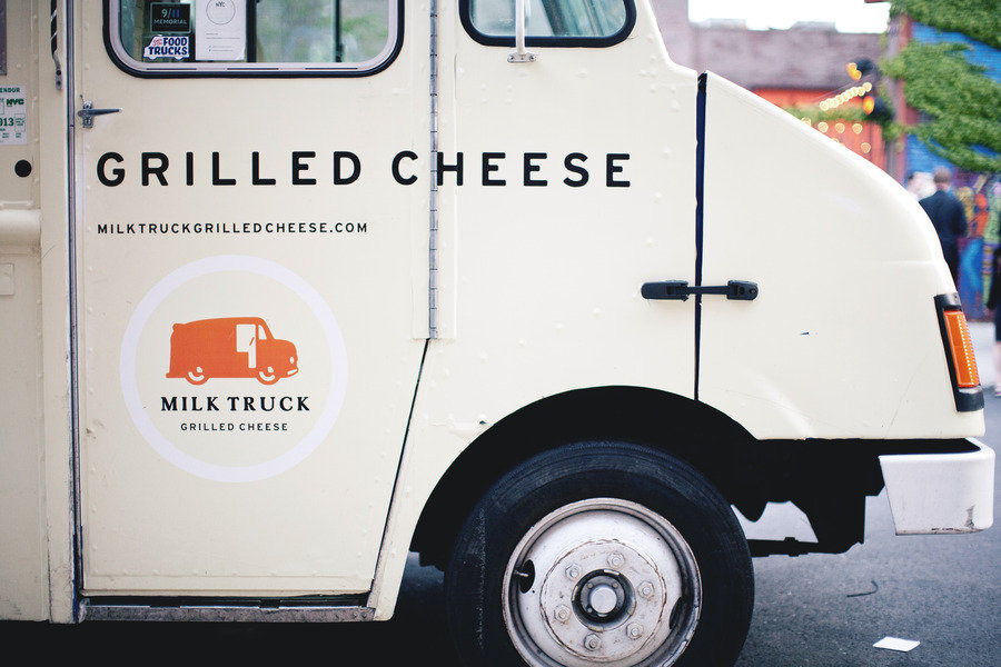 grilled cheese?  yes, please! photo via  SMP