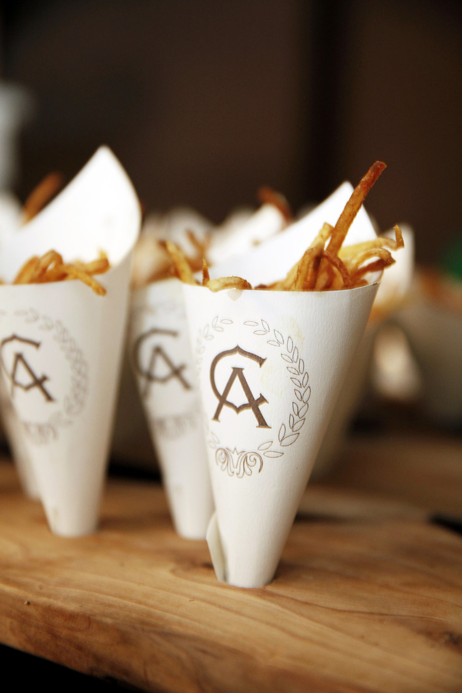 fabulous fries! photo via  SMP